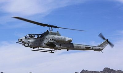 Rơi trực thăng tại Mỹ, 2 phi công thủy quân lục chiến thiệt mạng