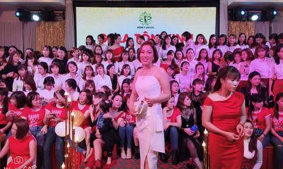 Hành trình trở thành giám đốc kinh doanh của cô công nhân may Hải Phòng