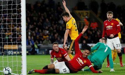 Cầu thủ Man Utd bị