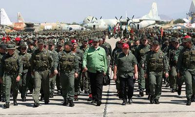 """Nga khẳng định Venezuela sẽ không trở thành """"Syria thứ hai"""""""