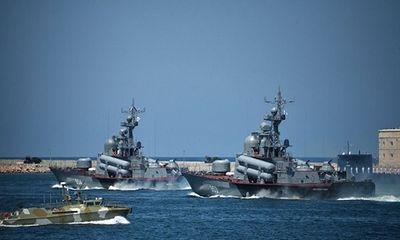 Nga tổ chức tập trận bắn tên lửa ở Biển Đen, bất chấp cảnh báo từ NATO