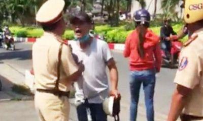 Đồng Nai: Khởi tố đối tượng tấn công Cảnh sát giao thông