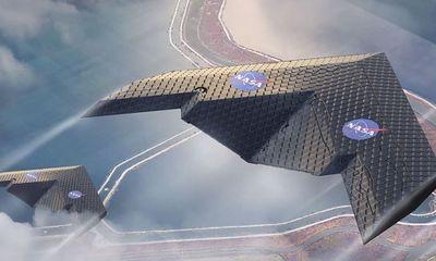 NASA nghiên cứu loại cánh máy bay mới linh hoạt như cánh chim