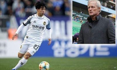 Lý giải việc Công Phượng được đá chính nhưng chưa thể toả sáng ở Incheon United