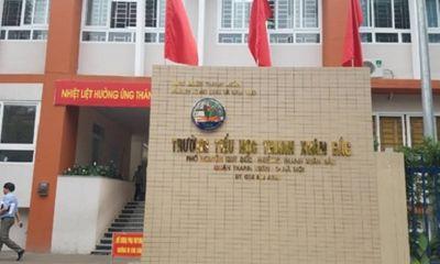 Vụ học sinh trường Thanh Xuân Bắc nghi ngộ độc: Mẫu xét nghiệm thức ăn đều an toàn