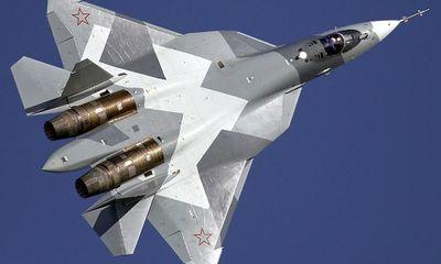 Tiêm kích Su-57 của Nga được trang bị vũ khí mới, vượt xa F-35 của Mỹ?
