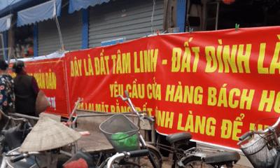 """Tranh chấp đất đai tại khu vực phố Dâu (Thuận Thành, Bắc Ninh): Dân nao núng vì huyện không """"tuân"""" tỉnh?"""