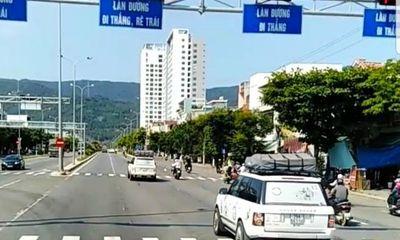 Vụ đoàn xe sang nối đuôi nhau vượt đèn đỏ ở Đà Nẵng: Tập đoàn Trung Nguyên là chủ sở hữu