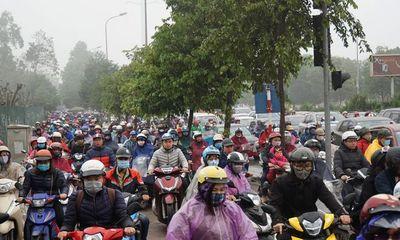 Chủ tịch Nguyễn Đức Chung: Hà Nội chưa có quyết định chính thức về việc cấm xe máy