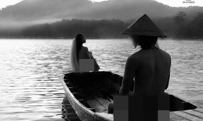 Tranh cãi chuyện đôi nam nữ lên Đà Lạt chụp ảnh nude ở hồ Tuyền Lâm