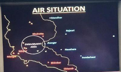 Ấn Độ tung bằng chứng đanh thép, khẳng định bắn hạ tiêm kích F-16 của Pakistan