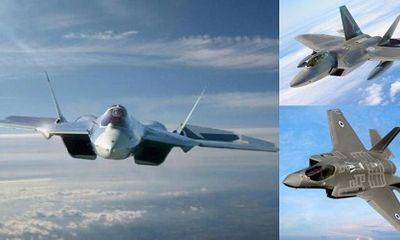 """Tình hình Syria mới nhất ngày 9/4: Nga triển khai """"bóng ma bầu trời"""" Su-57"""