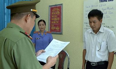 Vụ gian lận điểm thi THPT quốc gia ở Sơn La: Khởi tố thêm cựu Thiếu tá công an