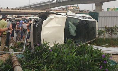 Đã xác định được nguyên nhân vụ xe sang gây tai nạn liên hoàn ở Cầu Giấy, Hà Nội