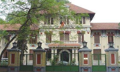 Bộ Tư pháp ra thông cáo báo chí về vụ kiện Trịnh Vĩnh Bình