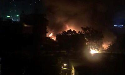 Vụ cháy ở Hà Nội: Xác định có ba mẹ con mất tích trong số 8 nạn nhân