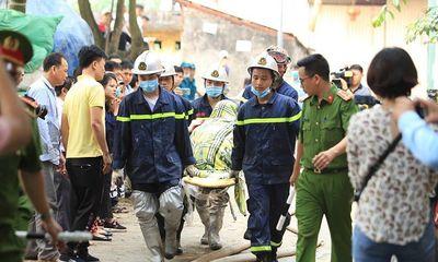 Vụ cháy nhà xưởng khiến 8 người tử vong ở Hà Nội: Khởi tố vụ án