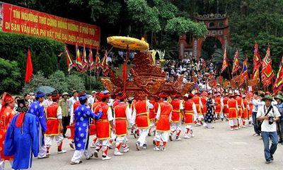 Hôm nay (12/4), Giỗ tổ Hùng Vương - Lễ hội Đền hùng năm 2019 chính thức khai hội
