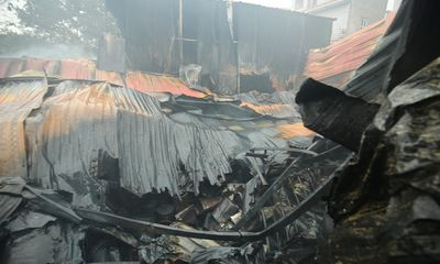 Hà Nội: Cháy 4 nhà xưởng rộng hàng nghìn mét vuông, 8 người chết và mất tích (Cập nhật)