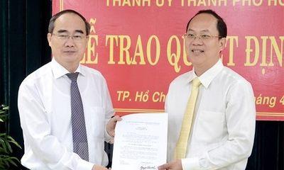 TP.HCM có tân Trưởng ban tổ chức Thành ủy