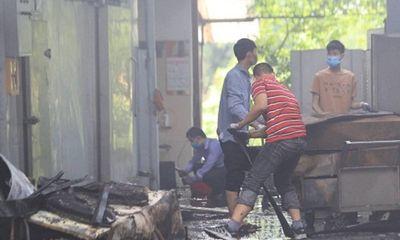 Vụ cháy nhà xưởng khiến 8 người chết ở Hà Nội: Xác định nguyên nhân dẫn đến bi kịch