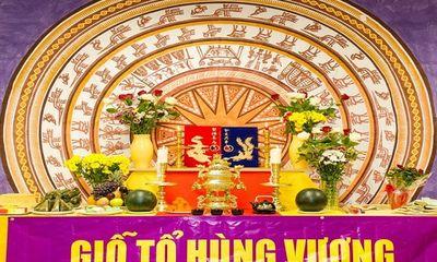 Giỗ Tổ Hùng Vương: Khơi dậy niềm tự hào dân tộc, chủ nghĩa anh hùng chân chính!