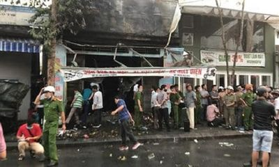 Vụ cháy cửa hàng xe điện khiến 3 người chết: Xác định nguyên nhân ban đầu