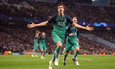 Tottenham rượt đuổi ngoạn mục với Man City, lần đầu vào bán kết Champions League