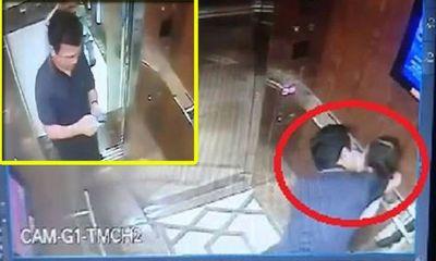 """Hạn chót cho kẻ """"nựng"""" bé gái trong thang máy lên bàn cân công lý"""