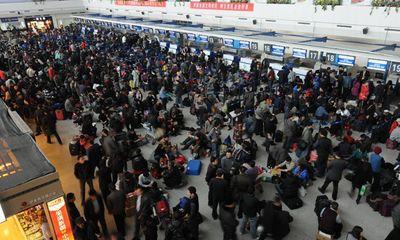 13 triệu người Trung Quốc bị cấm mua vé máy bay, vé tàu vì