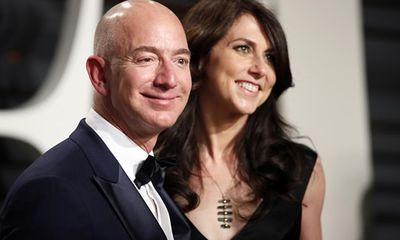 Sau 2 tuần chia tiền ly hôn, tài sản vợ cũ CEO Amazon đã tăng thêm 1 tỉ USD