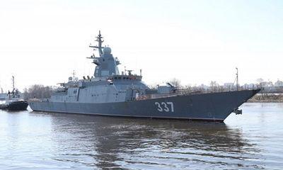 Nga thử nghiệm siêu hạm 2.200 tấn mạnh nhất thế giới