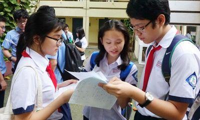 Tuyển sinh lớp 10 năm 2019 tại Hà Nội: Những điều cực quan trọng khi viết phiếu đăng ký dự tuyển