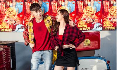 'Tân binh 10x' Amee 'chuốc say' Kay Trần bằng vũ đạo cực nóng trong MV mới