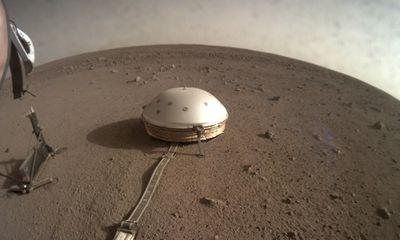 Tàu thăm dò của NASA lần đầu tiên phát hiện động đất trên sao Hoả