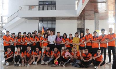 Giáo dục - Hướng nghiệp - SV Du lịch ĐH Đại Nam trải nghiệm thực tế để trưởng thành