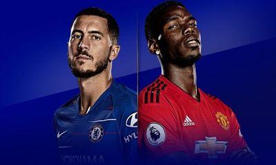 M.U vs Chelsea đại chiến giành Top 4: Khi