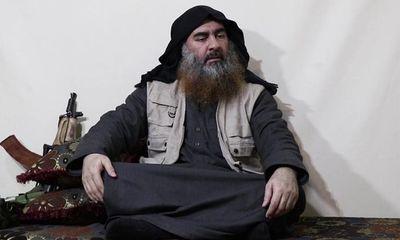 """Thủ lĩnh tối cao IS thừa nhận thua cuộc khi tái xuất sau 5 năm """"mất tích"""""""