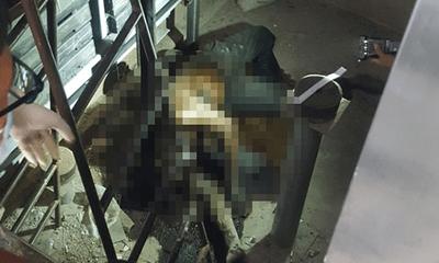 Vụ thi thể phân hủy dưới hầm thang máy bệnh viện: Dùng tinh dầu để khử mùi hôi