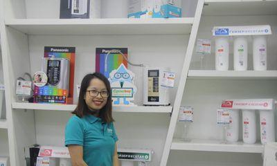 Panasonic Nhật Bản vinh danh Enterbuy là đơn vị bán máy tạo nước điện giải xuất sắc