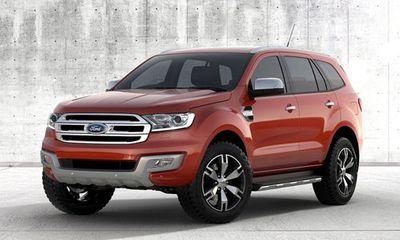 Bảng giá xe Ford mới nhất tháng 5/2019: SUV Ford Explore có giá bán trên 2 tỷ đồng