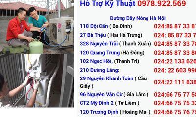 Nạp gas điều hòa ở đâu tốt nhất tại Hà Nội?