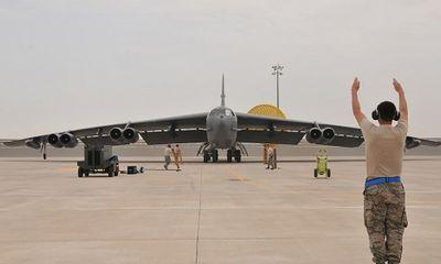 Mỹ triển khai 4 'pháo đài bay' B-52 đến Trung Đông phòng Iran tấn công