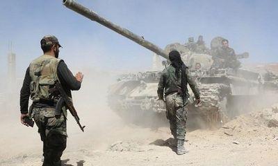 Tình hình Syria mới nhất ngày 10/5: Quân đội chính phủ thế như 'chẻ tre', liên tiếp chiến thắng