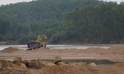 Bình Định: Điều tra vụ người dân bị đánh rách mắt gần nơi khai thác cát trái phép