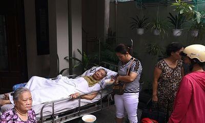 Đà Nẵng: Giải cứu cụ ông 80 tuổi bị liệt khỏi