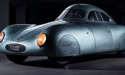 Chiếc xe lâu đời nhất của Porsche sắp đấu giá, ước tính đạt tới 20 triệu USD