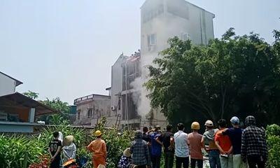 Hà Nội: Điều tra vụ cháy quán cà phê khiến hai người tử vong