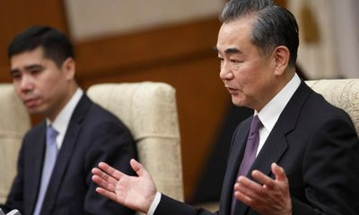 Ngoại trưởng Trung Quốc: Mỹ không nên đi