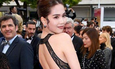 Tin tức giải trí mới nhất ngày 21/5/2019: Bộ Văn hóa lên tiếng việc Ngọc Trinh mặc phản cảm ở Cannes